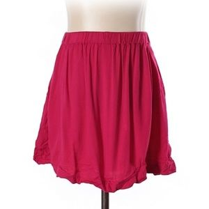 Urban Outfitters | red cutie skirt
